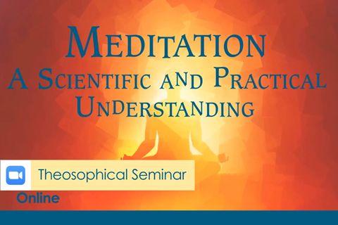 Медитация – научное и практическое понимание
